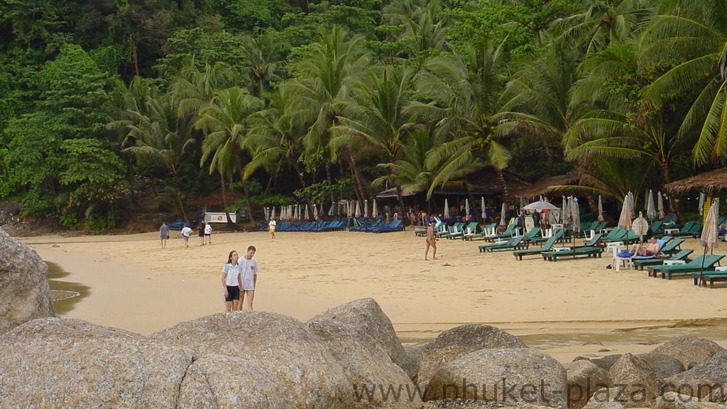 phuket photos beaches laem sing beach