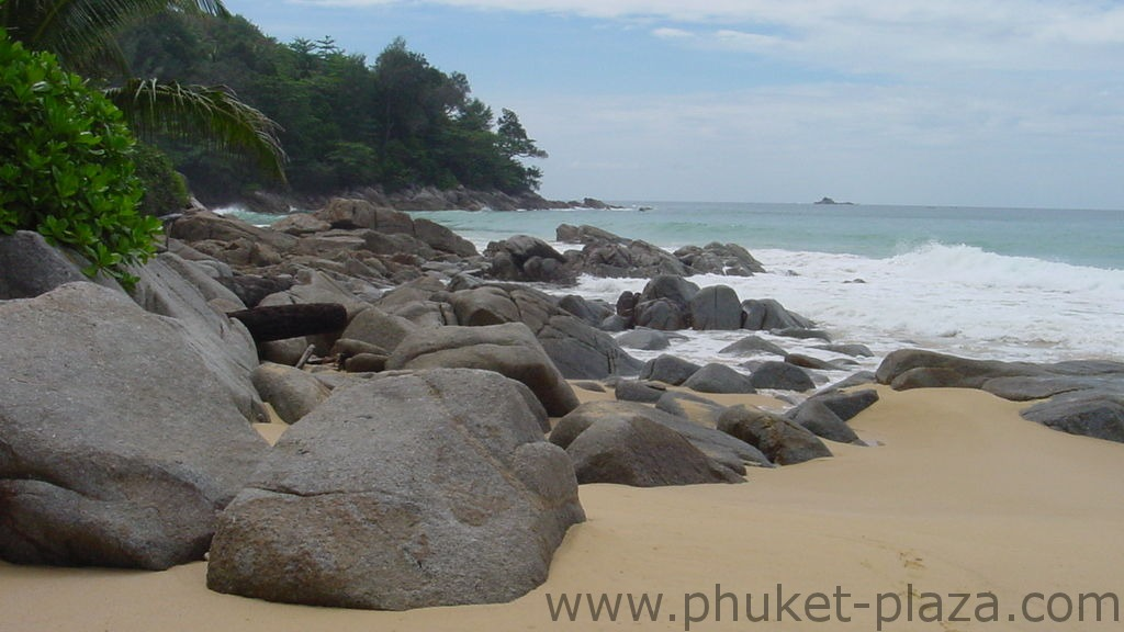 phuket photos beaches nai thon beach