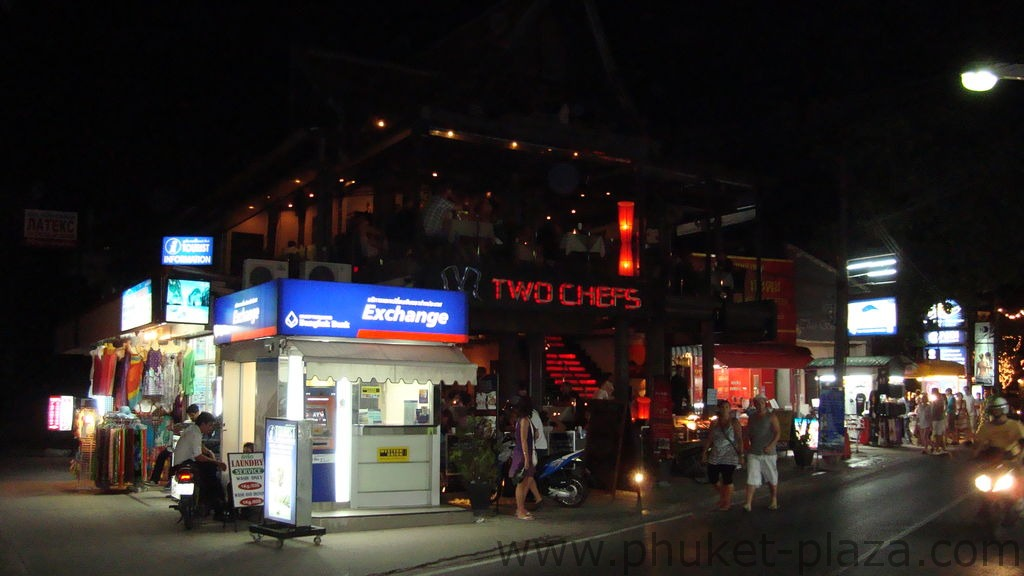 Two Chefs Bar and Grill Kata Beach Restaurants and Dining in Phuket Thailand