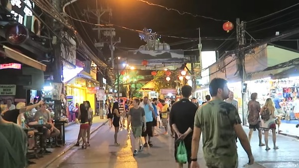 phuket photos nightlife patong bangla road